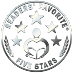 5-star review sticker Readers' Favorite