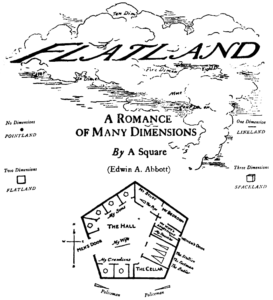 Flatland cover Edwin Abbot