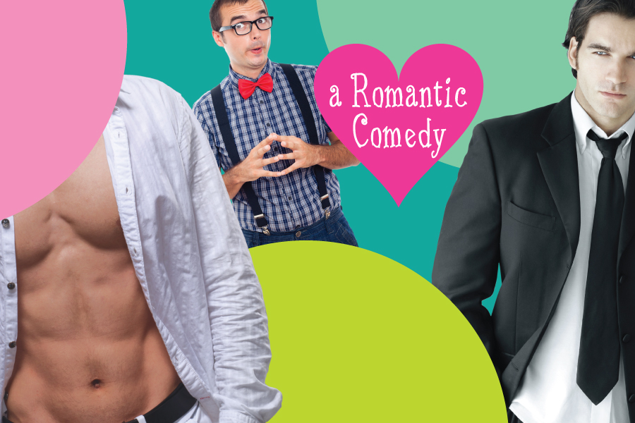 How to Rate a Soulmat: A Romantic Comedy cute guys plus a nerd