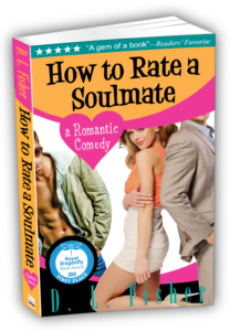 How to Rate a Soulmate romantic comedy book